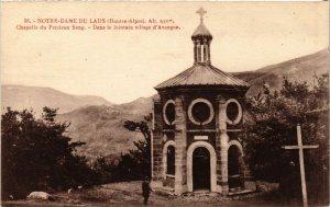 CPA NOTRE-DAME-du-LAUS Alt 930 m - Chapelle du Précieux (454158)