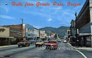 Grants Pass, OR, Oregon