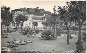 Vintage Torquay Devon Postcard, Princess Gardens and Pavilion X71
