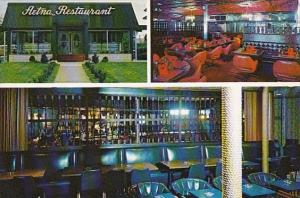 Connecticut Hartford Aetna Restaurant & The Shipwreck Lounge