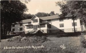 F36/ Paynesville Minnesota RPPC Postcard 1948 Hillside Dormitory L.K.A.G.
