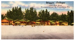 Florida  Treasure Island ,  Wiggin Cottages