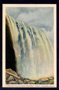 American Falls From Prospect Point,Niagara Falls,Ontario,Canada
