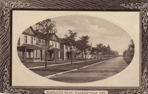 WALKERVILLE , Ontario, Canada, 1900-10s ; Monmouth Road