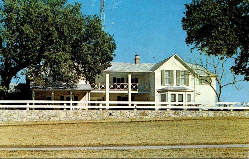 Texas Stonewall LBJ Ranch The Summer Whitehouse 1965