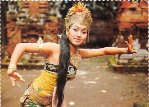 us7594 charming balinese dancer indonesia bali