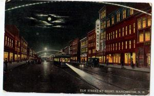 Elm St. Manchester NH