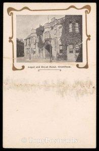 Angel and Royal Hotel, Grantham