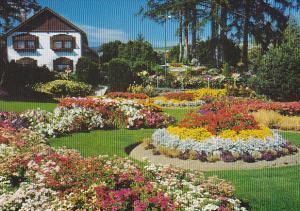 Canada Cominco Garten Kimberley British Columbia