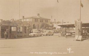 RP; NOGALES, Sonora, Mexico; 30-40s; Las Dos Garitas, Gas Station