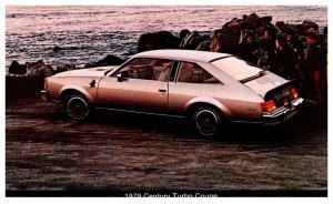 1979 Century Turbo Coupe  , Buick