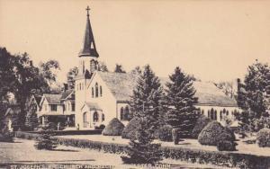 St Joseph's Roman Catholic Church and Rectory - Chester CT, Connecticut
