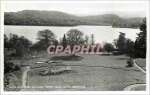 Modern Postcard from Aberfoyle Loch Ard Gardens Forest Hills Hotel