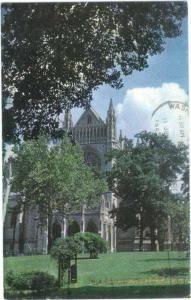 The Washington Cathedral Washington DC, Massachusetts & Wisc