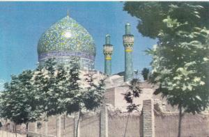 Middle East Tchahar Bagh School Esfahan Iran