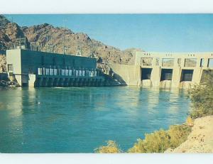 Pre-1980 DAM SCENE Parker Dam - Near Blythe California CA G6321