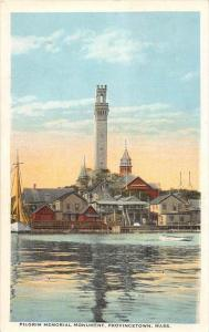 Massachusetts  Provincetown,  Pilgrim Memorial Monument
