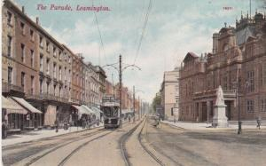LEAMINGTON, Warwickshire, England, UK,  1900-1910´s; The Parade, Trolley