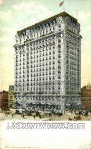St. Regis Hotel in New York City, New York