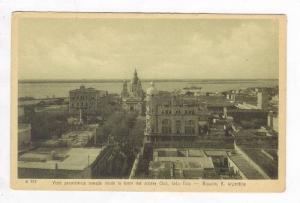 Panorama, Rosario, Argentina, 1900-10s