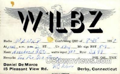 W1LBZ Radio