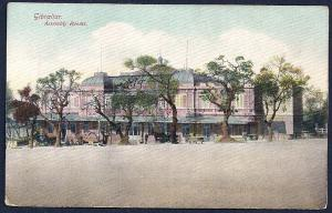 Gibraltar Assembly Rooms unused c1910