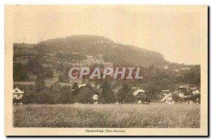 Old Postcard Samoens Haute Savoie
