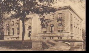 New York Utica Public Library Albertype
