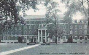 Indiana Greencastle Mason Hall De Pauw University Albertype
