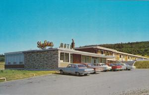 The Skyline Motel , Trans Canada Highway , ST JOHN's , Newfoundland , Canada ...
