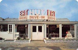 KY Postcard, Kentucky Post Card The Hut Finest dining in southern Kentucky Un...