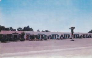 Hollywood Court, ASHEVILLE, North Carolina, 1940-1960s