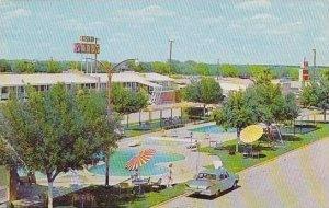 Texas Laredo Dands Motor Hotel