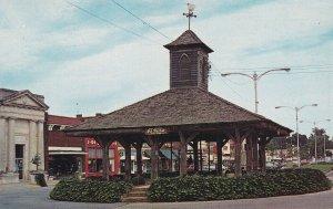 LOUISVILLE, Georgia, 1940-1960s; Slave Market, The Old Market House