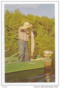 A big one!, Wisconsin, USA 1950-60s