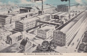 TWO RIVERS , Wisconsin, PU-1917 ; Hamilton Manufacturing Company