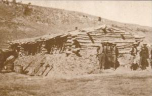 Master Photographers No 9 The Construction Corps' Dining Room At End Of Tunne...
