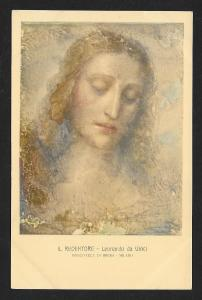 The Redeemer da Vinci Unused c1920s