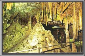 Kentucky, Mammoth Cave Onyx Chamber - [KY-006]