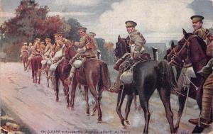 BR64777 huzzars  ww1 postcard   army military militaria england