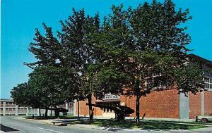 Morton Hall Naval Submarine Base Groton CT Connecticut Chrome
