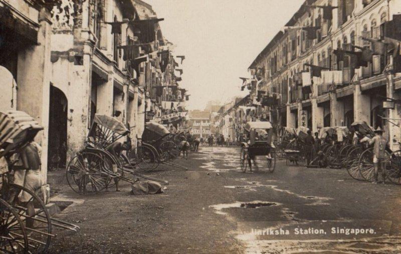 Unriksha Station  , SINGAPORE , 00-10s