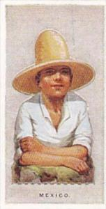 Wills Vintage Cigarette Card Children Of All Nations 1925 No 26 Mexico