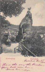 Hirschensprung, KARLSBAD, Czech Republic, 1900-1910s