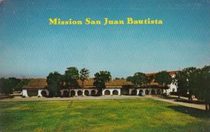California Mission San Juan Bautista 1796