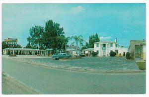 4214  FL  St. Augustine    Howards Seabreeze Court Motel