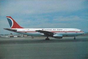 Carnival Air Lines A300 N221EA