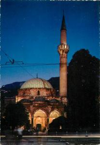 Bosnia and Herzegovina Sarajevo Ali Pasha's Mosque
