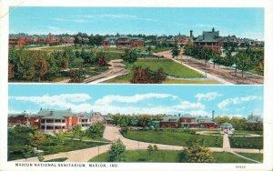 USA - Marian National Sanitarium Marion Indiana 04.30