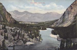 Bow River Valley - Banff AB, Alberta, Canada - DB